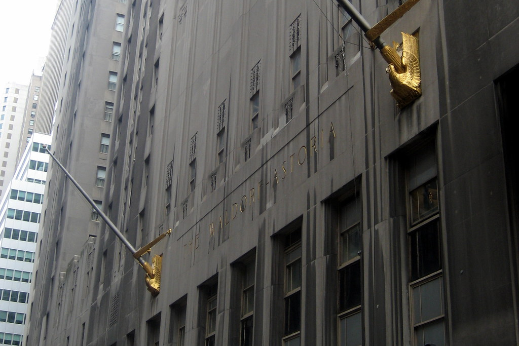 NYC: Waldorf-Astoria
