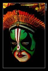 Vali (lighttripper) Tags: india dance folkart theatre backstage karnataka udupi udipi yakshagana folktheatre valivadha bpcprofile