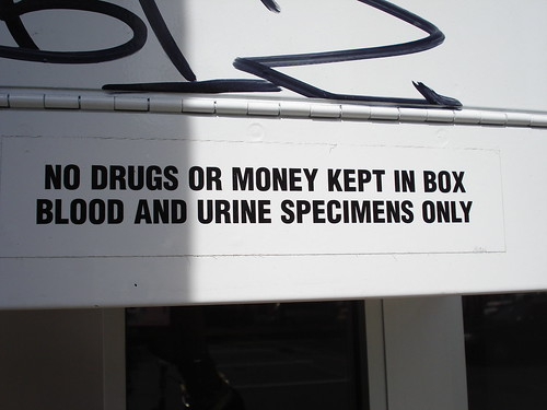 blood and urine only