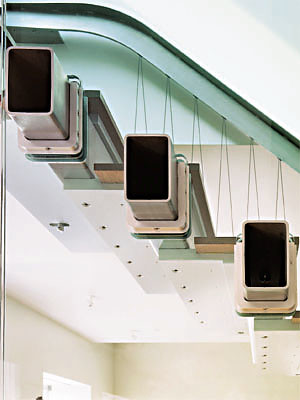 Floating Stairs Into Structural Glass Precedents