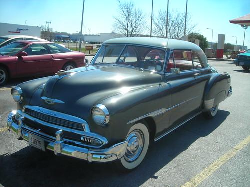 50's Chevy Styleline DeLuxe