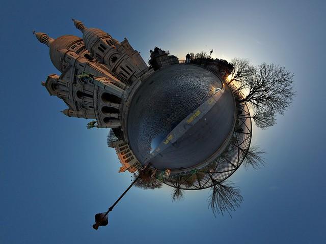 Montmartre s'éveille