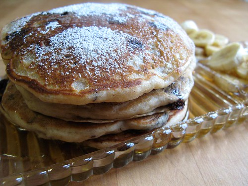 Nutty Pancakes and Warm Bananas-2.jpg