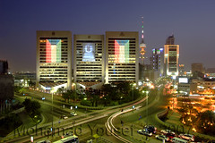 kuwait city at night 25 (dawey [Mohammad Alhameed]) Tags: city light sky people tower lamp night digital canon lens lights raw canon20d extreme nights kuwait  mohammad eos20d mohanad voluntary  yousef canon1022mm  picturecollection vwc    q8picturescom dawey  kuwaitvoluntaryworkcenter  photovwc kuwaitvwc