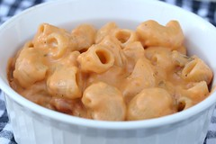 Salsa Macaroni and Cheese