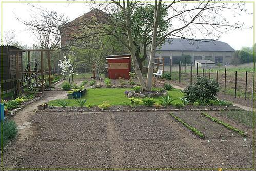 Garten 2007 Frühjahr