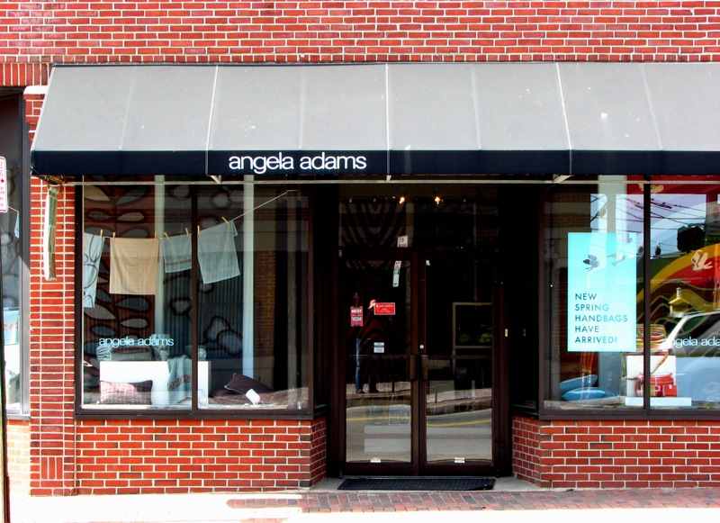 Angela Adams Store Tour (Portland, Maine)