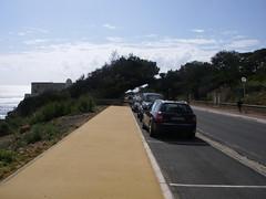 Novo passeio pedonal paralelo à ciclovia de Cascais/Guincho
