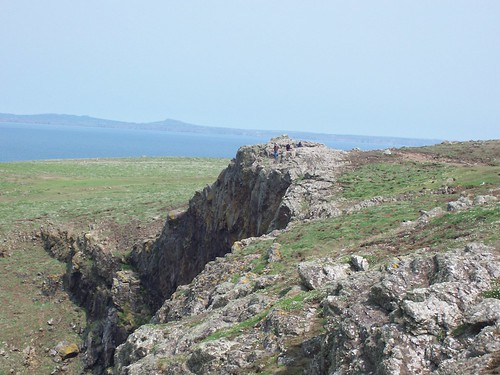 View of the Cliff