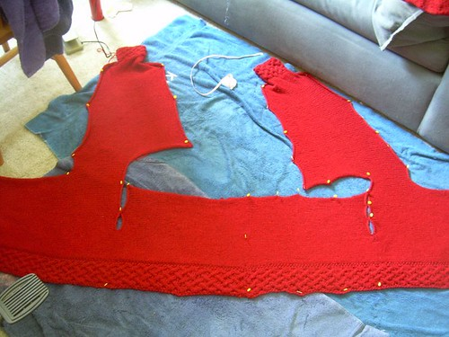 Arwen blocking