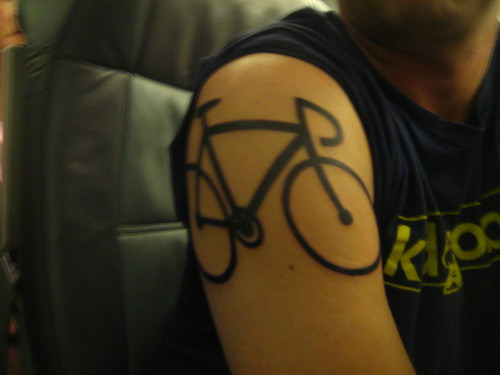 bicycle tattoos (Group) · Graphic Ink (Group)