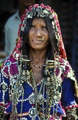 INDIA (BoazImages) Tags: life people woman india colors face topv111 colorful asia culture tribal jewlery indigenous pradesh documentry karantaka andhara