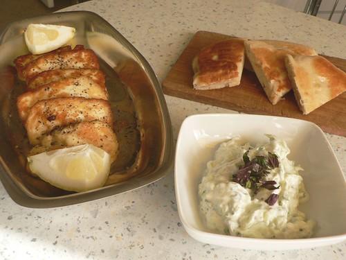 Kleine Happen aus Griechenland - Mezedes