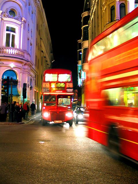 London's Bus