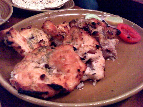 Murgh Malai Kebab
