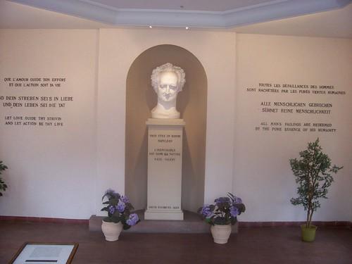 mémorial Goethe Sessenheim