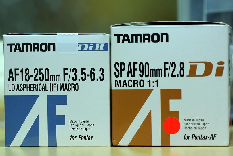 Tamron AF18P 18-250mm旅遊鏡開箱照
