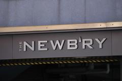 newb'ry (zappowbang) Tags: city morning boston march am massachusetts garage mass grammar apostrophe photwalk newbry