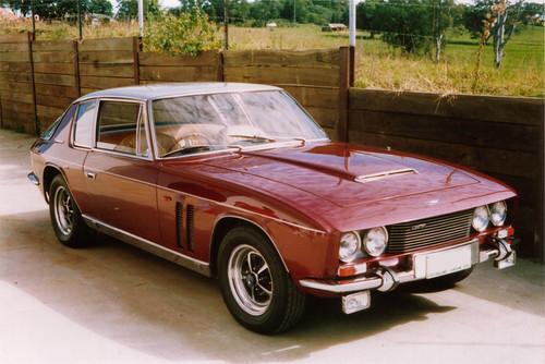 Jensen FF I 119/007