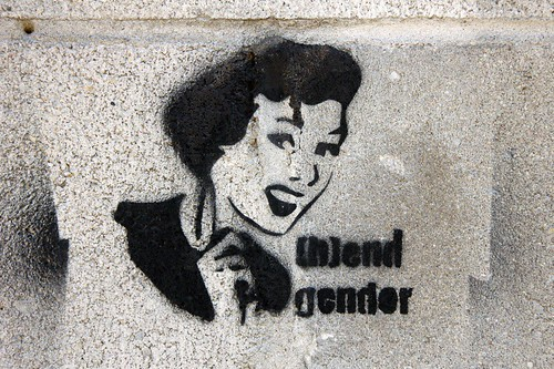 [b]end gender by designwallah, on Flickr