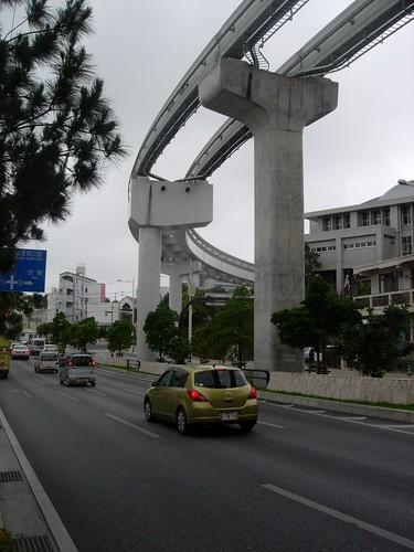 Monorail de Naha class=