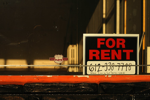 FOR RENT 1924