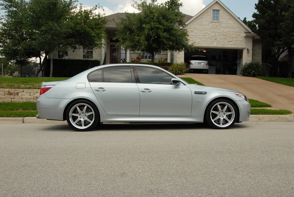 Photos: M5 with full Dinan package. - BMW M5 Forum and M6 ...