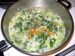 Turnip Soup for Simmer
