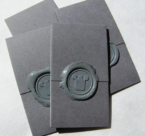 Визитные карточки стильные