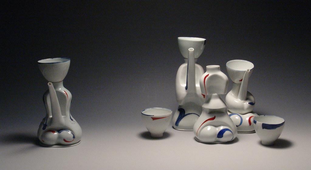 Jiang Yan-ze , Etiquette of Teapot