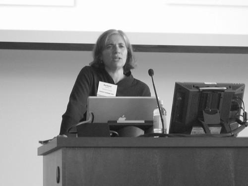Barbara Ganley at Faculty Academy 2007