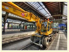 marti on rails (Toni_V) Tags: station topv111 switzerland zurich perspective hauptbahnhof hdr 2007 sigma1020mm photomatix 3exp toniv abigfave freehandhdr superhearts ysplix ©toniv