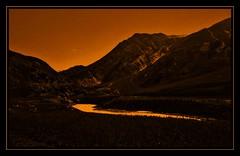shaam dhal rahi hai....! (Kaafoor) Tags: trip travel blue pakistan summer lake beauty north visit best valley pakistani adeel iloveit northernarea karambar theworldsbest greaan karombar karomber ilovetraveling ihavebeentothisplace height4272m approxlength39km width2km averagedepth52m latituden36deg530326 longitudee73deg424403 korambar karambarlake