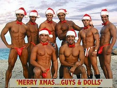Sexy_Guy_Santa_5 (kazandraaz) Tags: santa man sexy men blog 360 firemen hunkymen