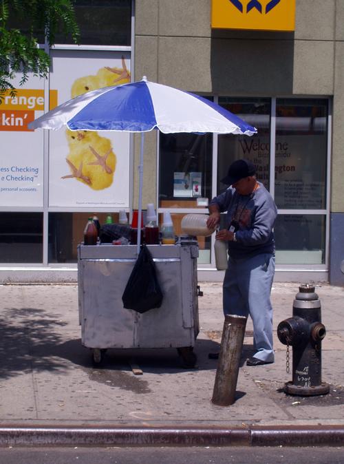 street mixologist