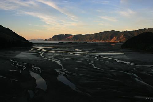Delaware Bay at low tide