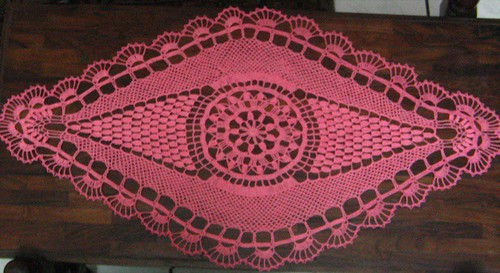 From Burda Crochet Lace