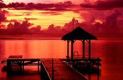 An evening in Mauritius (exemplaryphotos) Tags: sunset sea colour beach silhouette clouds wow paradise mauritius allrightsreserved ruleofthirds outstandingshots p1f1 superaplus aplusphoto favemegroup4 favemegroup9 frhwofavs ysplix exemplaryshots exemplaryphotos onlythebestare flicenflak exemplaryphoto exemplaryshot fiveflickrfavs imagescopyrightjasonrainsford