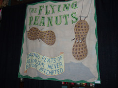 Flying Peanuts banner