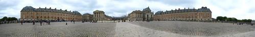 Chateau de Versailles Panorama