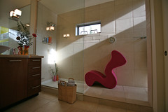 Master bathroom 1 (byLorena) Tags: seattle usa home bathroom shower washington vernerpanton