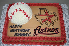 Astros Cake Jens Creations Tags Party Star Texas Baseball Houston