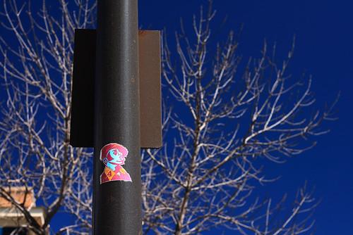 4 On A Pole 1387