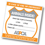 ASPCA Pet Sticker