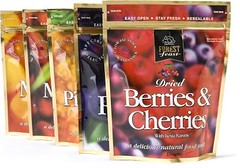 Berries and cherries