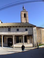 Iglesia - Portada 2 (albTotxo) Tags: espaa segovia castillalen nieva