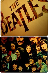 Strawberry Fields Forever (Karen Costa.) Tags: inglaterra liverpool beatles johnlennon ringostarr vinil thebeatles paulmccartney georgeharrison spia beatlemania envelhecido