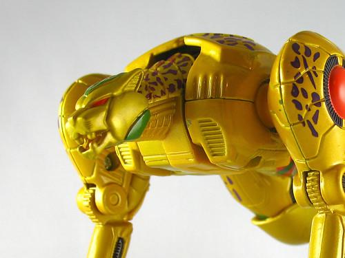 """6"""" Titanium Cheetor (cat mode)"""