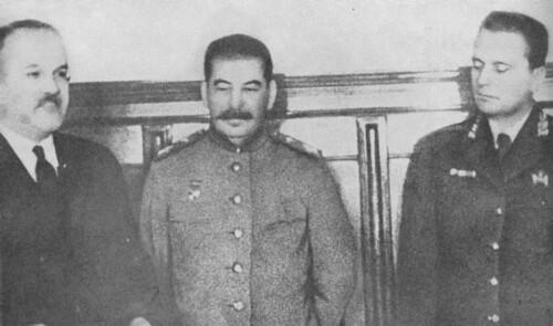 Tito and Stalin