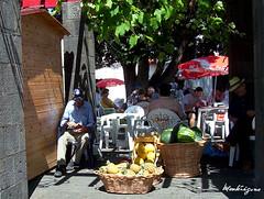 Ilha do Pico, Açores (monteregina) Tags: people portugal pessoas pico azores açores marketplaces fruitmarket madalena acores ilhadopico picoisland monteregina